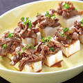 アメリカン・ビーフ サーロインの味噌漬けステーキ