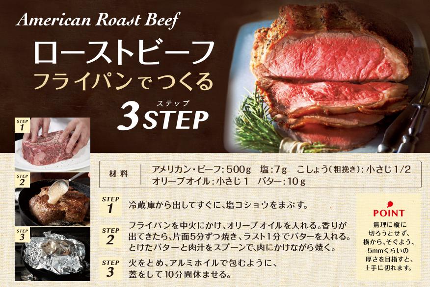 ローストビーフ アレンジ・レシピ PICK UP 10